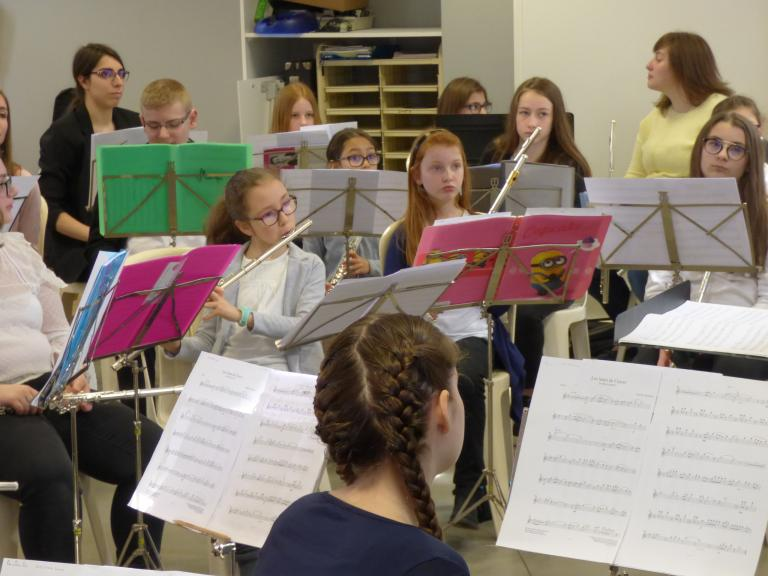 Masterclass Flute 08-04-18 2/5