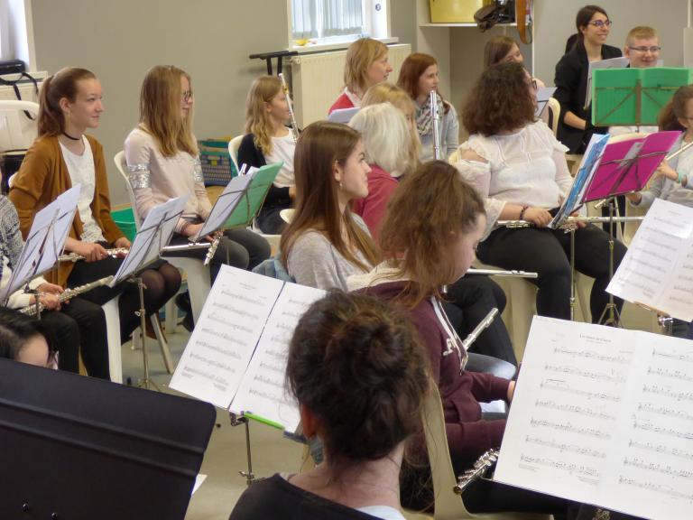 Masterclass Flute 08-04-18 1/5